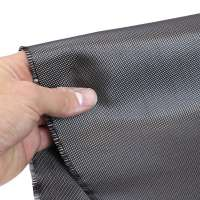 Professional supplier 3k carbon fiber fabric adiabatic made in China