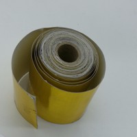 gold heat reflective tape heat barrier tape